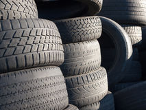 Free Tires Discarded Stock Photography - 11868342