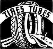 Tires Tubes Stock Photos