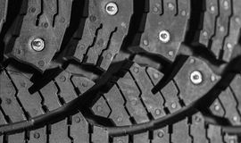 The tires Royalty Free Stock Images