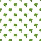 Tiret de signe de ponctuation fait de boue verte illustration de vecteur