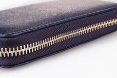 Tirette boutonnée de portefeuille de femme Image libre de droits