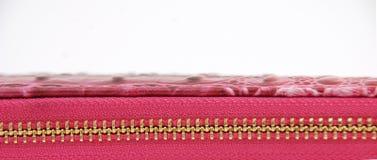 Tirette rose Images libres de droits