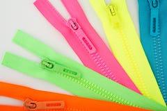 Tirettes colorées Images stock