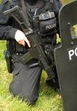 Tireur d'élite de SWAT Images stock