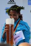 Tirfi Tsegaye Obrazy Royalty Free