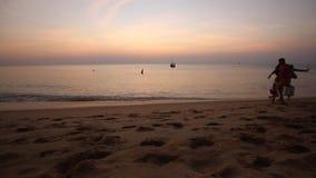 Tiri all'isola di Phu Quoc, la provincia di Kien Giang, Vietnam stock footage