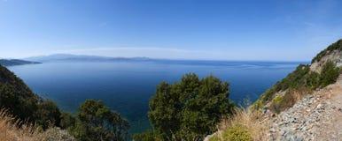 Tiri, Corse Haute, Corsica, Corsica superiore, Francia, Europa, isola Fotografia Stock Libera da Diritti