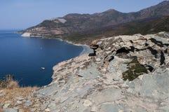 Tiri, Corse Haute, Corsica, Corsica superiore, Francia, Europa, isola Immagini Stock