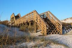 Tiri il sentiero costiero in secco Fotografia Stock Libera da Diritti