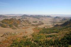 Tirilj em Mongolia Fotos de Stock Royalty Free