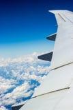 Viaje del aeroplano Imagenes de archivo