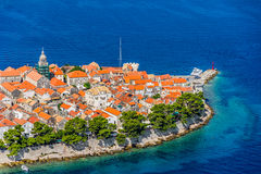 Korcula Foto de Stock Royalty Free