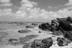 Tiro Bermuda 5 da praia fotos de stock royalty free