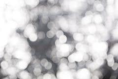 Tiro borrado do estúdio do ponto claro Fotografia de Stock Royalty Free