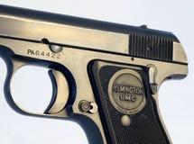 Tiro cercano de Remington Model 51 Foto de archivo