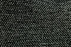 Tiro cosechado de Gray Denim Jeans fotografía de archivo