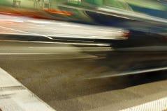 Tiro da velocidade Imagens de Stock Royalty Free