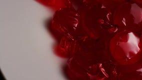 Tiro de gerencio de doces da canela filme