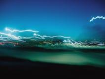 Tiro de la noche Imagen de archivo