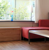 Tiro de la sala de estar Fotografía de archivo libre de regalías