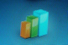 Tiro de pantalla del asunto fotos de archivo libres de regalías