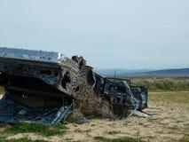 Tiro del coche Imagen de archivo libre de regalías