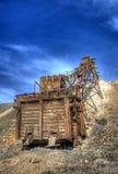 Tiro del minerale metallifero Immagine Stock Libera da Diritti