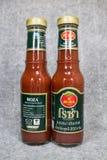 Tiro del producto de Rosa Tomato Ketchup imagen de archivo