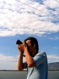 Tiro di foto 03 fotografia stock libera da diritti
