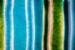 Tiro do close up da textura vitrificada da cerâmica imagem de stock royalty free