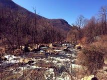 Tiro do rio Fotos de Stock Royalty Free
