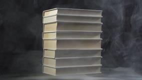 Tiro dos livros entre o fumo filme