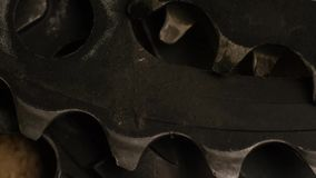Tiro giratorio de engranajes