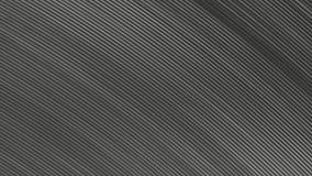 Tiro macro abstracto de los surcos de la pista en disco de vinilo de giro de A