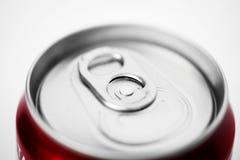 Tiro macro de la poder de bebida Fotografía de archivo