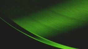 Tiro macro de A que gira venir superficial del disco de vinilo de Greenlit a un alto