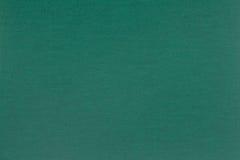 Tiro macro del papel de construcción verde imagen de archivo