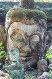 Tiro principal de la estatua de Buda, Tailandia Foto de archivo libre de regalías
