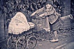 Tiro retro foto de stock royalty free
