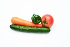 Tiro vegetal do grupo Imagens de Stock Royalty Free