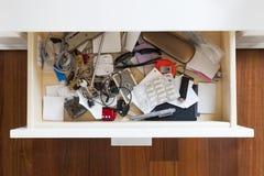 tiroir Photo stock