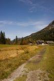 Tirol countryside landscape Stock Image