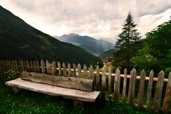 Tirol, Dolomiti Royalty-vrije Stock Foto