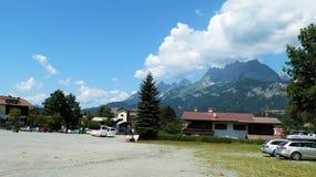 Tirol-Landschaft Stockfotografie