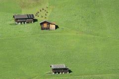 Tirol. Pitztal Valley in Tirol, Austria Stock Images