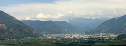 Tirol sul Fotos de Stock Royalty Free