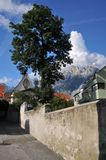 Tirol  village Stock Image