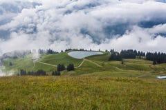 Tirolean Άλπεις Στοκ Εικόνες