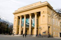 Tiroler Landestheater Innsbruck Stock Photography