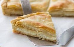 Free Tiropita - Greek Pie Made Of Filo Dough With Cheese Stock Images - 50508854